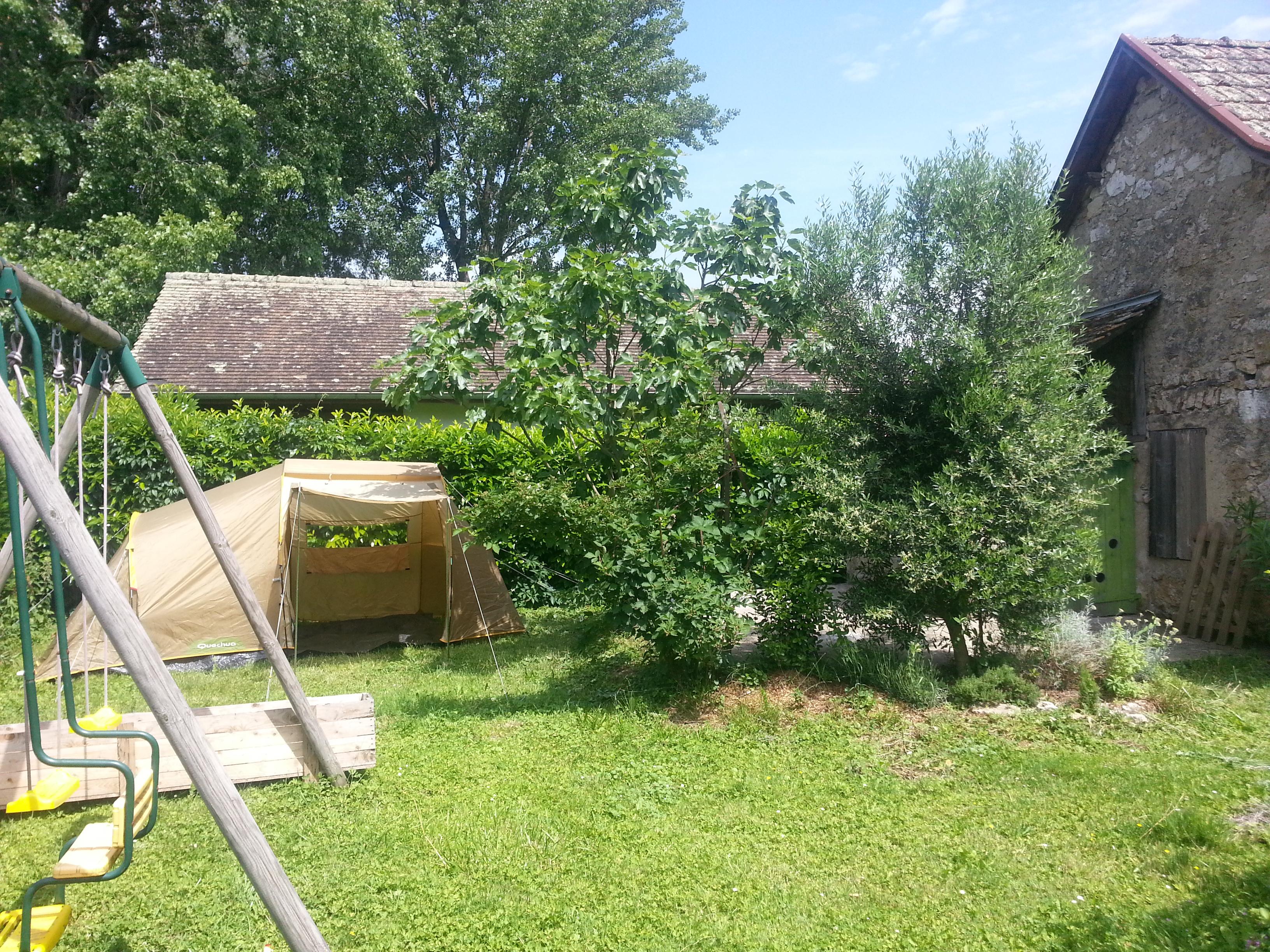 20180603 1210321 Camping chez lhabitant / Savoie